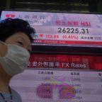 Global stocks slip as virus outbreaks dim hopes for rebound
