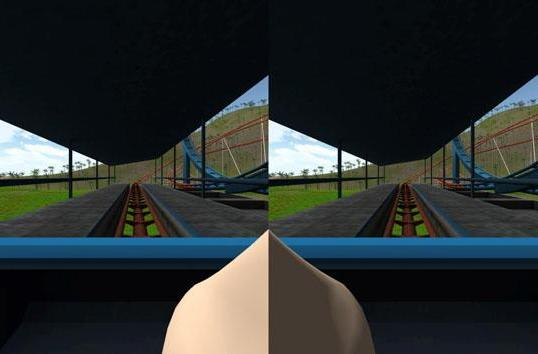 Putting a virtual nose on video games could reduce simulator sickness