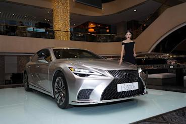 Lexus旗艦房車LS小改款,475萬起奢華與內斂的完美結合