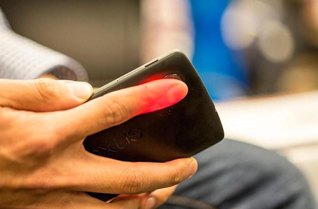 HemaApp gives smartphones the power to detect anemia