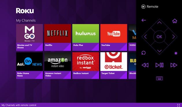 Roku's remote control app comes to Windows Phones and tablets