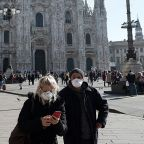 Coronavirus Cases Soar to Alarming Numbers in Italy, South Korea and Iran with Hundreds Infected