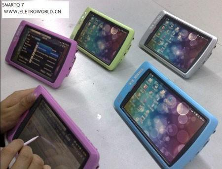 SmartQ 7 Internet Tablet spotted in the wild, priced