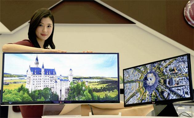 LG launching its first 4K monitor in January with 31-inch ultra-widescreen panel