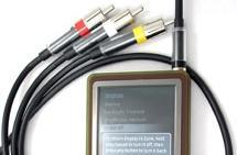 Zune AV cable dissected, just like iPod's