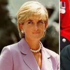 A First Look at Netflix's 'The Crown's' Princess Diana, Margaret Thatcher | THR News