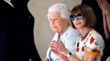Anna Wintour called 'disrespectful' for not removing sunglasses in Queen Elizabeth's presence