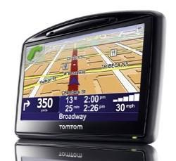 TomTom PRO 4000 and 8000 nav units plot a direct route to your expense account
