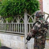 2 attackers shot dead after killing priest in Normandy church; ISIS calls them 'soldiers'