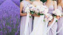 【姊妹裙X大熱Pantone】夢幻姊妹團齊穿仙氣「粉紫薰衣草」