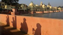 India's PM to attend temple groundbreaking at disputed site