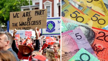 Crumbling enterprise agreements crush wages