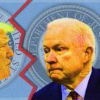 Trump to Sessions: 'You're kind of fired! (Maybe.)'