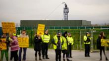 Lancashire fracking has stopped since small earthquakes, say locals