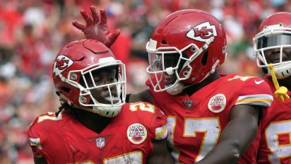 Power Rankings: Chiefs in the Hunt for top spot