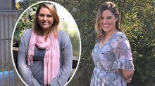 Teacher, 30, drops 20kg ahead of endometriosis surgery