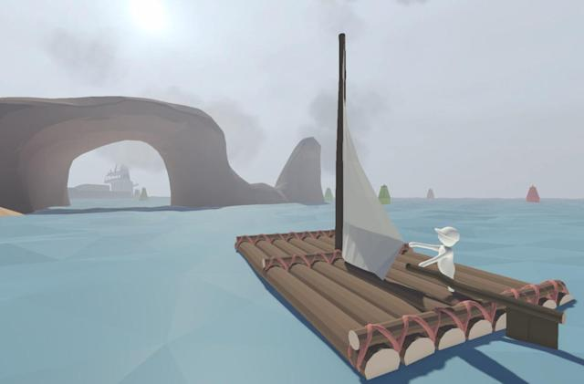 The puzzling chaos of 'Human: Fall Flat' is coming to phones