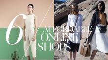 #POPBEE 專題:性價比極高!小資女要 Bookmark 的 6 間平價時尚網店,購物慾要大爆發了!
