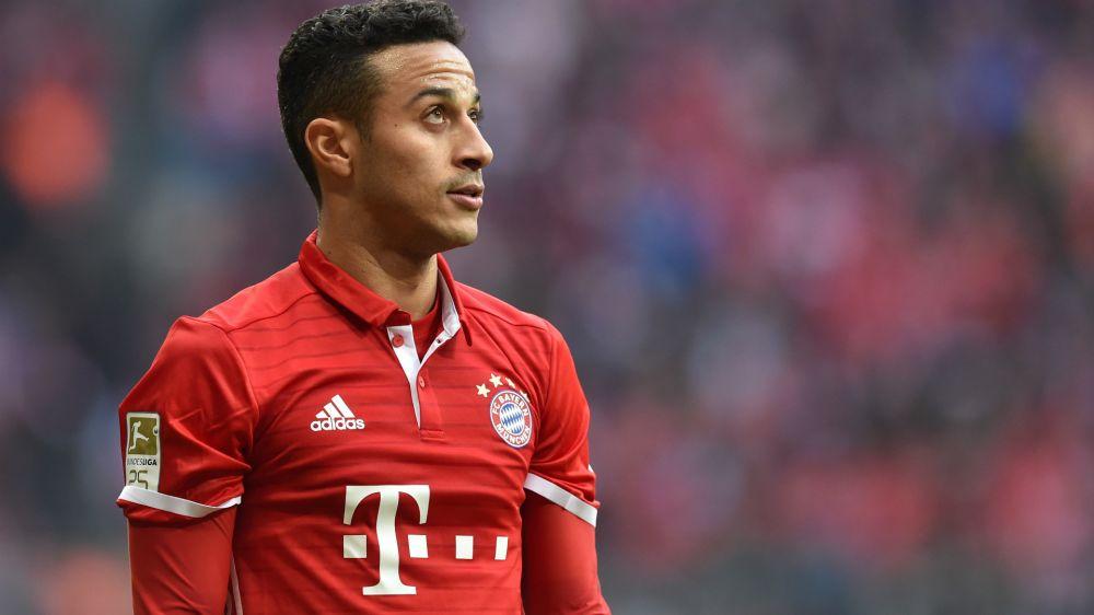 Thiago: Verlasse Bayern erst nach Titel in der Champions League