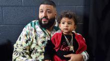 DJ Khaled Files Trademark Application to Brand Son Asahd's Name