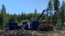 GGX Gold Diamond Drilling Program - 18 New Holes Completed and Continuing