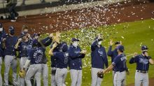 Tampa Bay Rays Clinch AL East for the First Time in a Decade