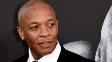 Dr. Dre discusses brain aneurysm five months out: 'I never saw that coming'