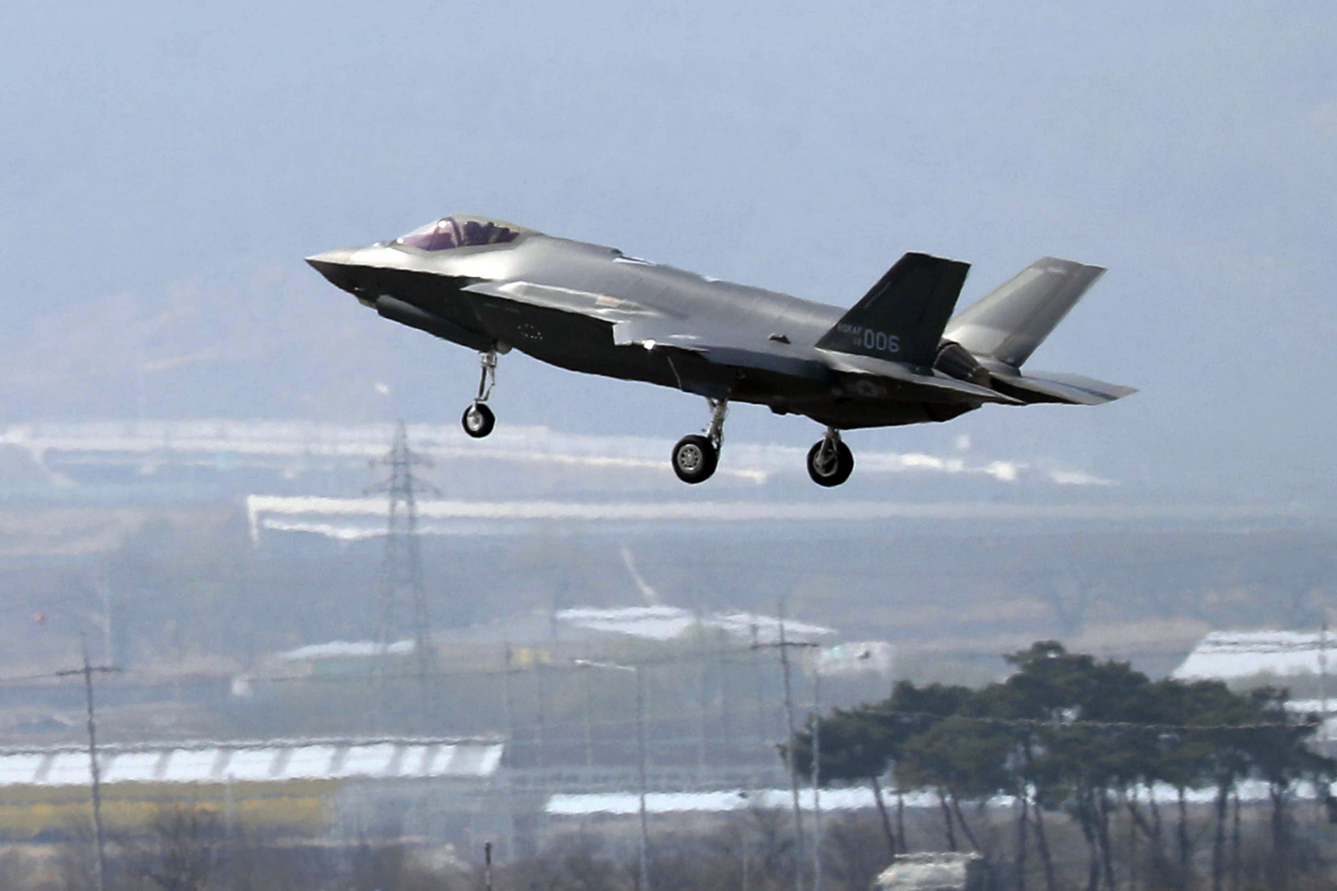 USA formally kicks Turkey out of F-35 program
