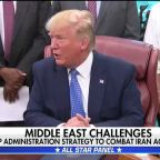 Trump administration strategy to combat Iranian aggression