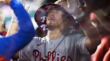 Harper's home run helps Phillies to 5-4 win over Nationals