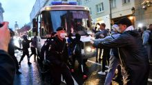 Over 140 detained after anti-Putin protest in Moscow