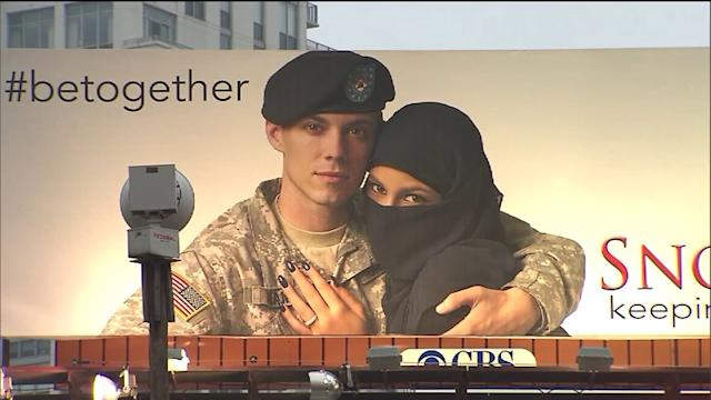 Snore Stop billboard causes controversy