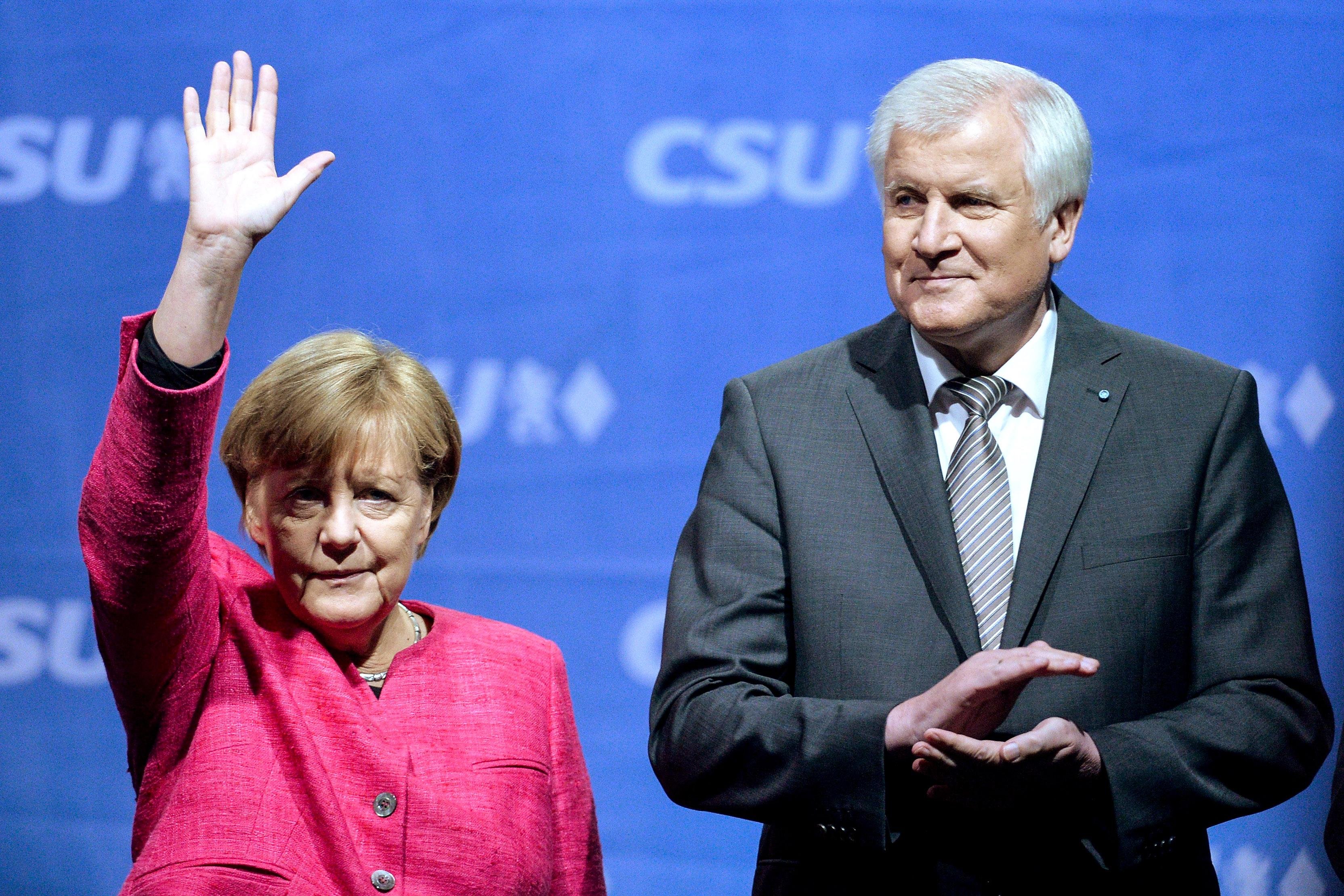 Angela Merkel's Future in Doubt as German Interior Minister Offers to Resign Over Migrant Policy