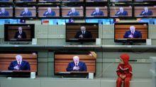 Biélorussie: annonce de la victoire écrasante du président, l'opposition conteste