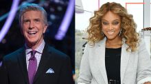 Tom Bergeron mocks 'Dancing With the Stars' promo featuring replacement judge Tyra Banks