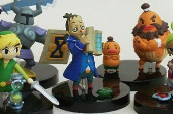 Phantom Hourglass gashapon does not help our financial situation