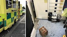 Three ambulance crews 'attacked' in one night of 'appalling and despicable' violence