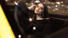 """Kamily não quer ser apenas """"a filha do Fernando"""": jovem empreende na moda e pensa em atuar"""