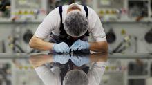 Produção da indústria da zona do euro permanece forte em agosto de acordo com PMI