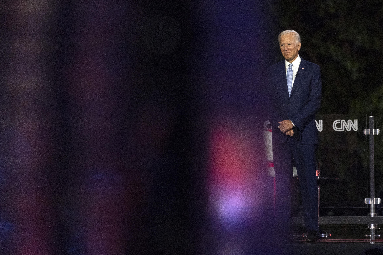Biden blasts Trump's 'criminal' virus response