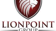 Lionpoint Group Anaplan Gold Tier Announcement