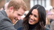 Meghan Markle Breaks Royal Tradition With Hug