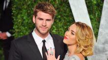 Miley Cyrus weds Liam Hemsworth in a Vivienne Westwood gown