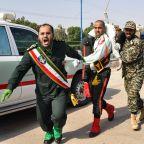 Gunmen kill 24 Iranian revolutionary guard in an attack on military parade