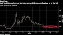 Euro-Zone Spare Cash Already in Trillions Eyes Another Milestone
