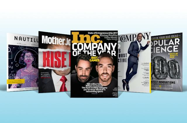 Scribd expands its subscription catalog with over 1,000 magazines