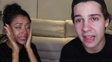 Inside YouTube stars David and Liza's breakup