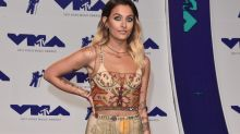 Paris Jackson Goes Topless to Show Off New Tattoos: Pics