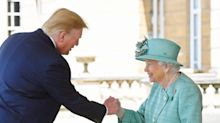 Why President Trump and Melania didn't bow or curtsy to the Queen