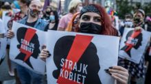 'Alarm' at Poland's plan to leave treaty protecting women